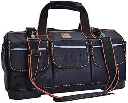 Per Pet ツールバッグ 工具バッグ 工具差し入れ 道具袋 ツールキャリーバッグ 修理 折畳みツールバッグ 大容量 ショルダー 手提げ 撥水 耐摩耗 仕分け管理 取り出しやすい 持ちやすい 収納 ツール バッグ 2サイズ