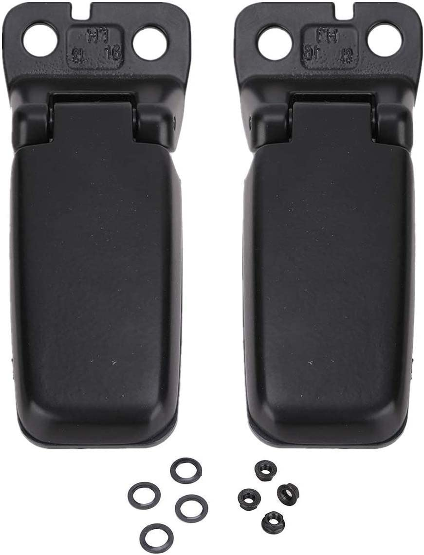 NMN Precision Rear Window Hinges Liftgate Glass Hinges Left /& Right Pair for 2005-2015 Nissan Armada,/2005-2011 Infinity QX56# 90321-7S000 90320-7S000