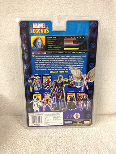 Mystique: Marvel Legends Series 11