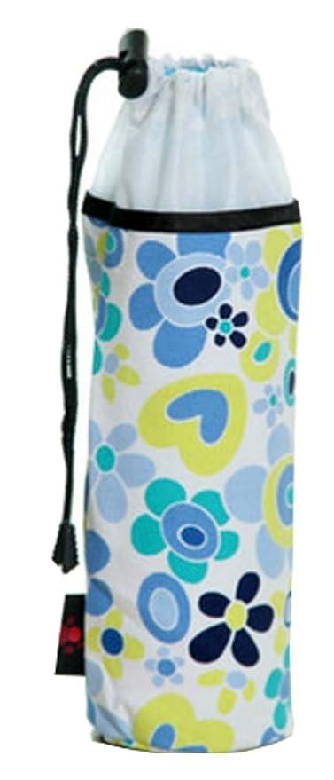 Botella de agua colgando de la botella del bolso de agua del bolso de la cubierta