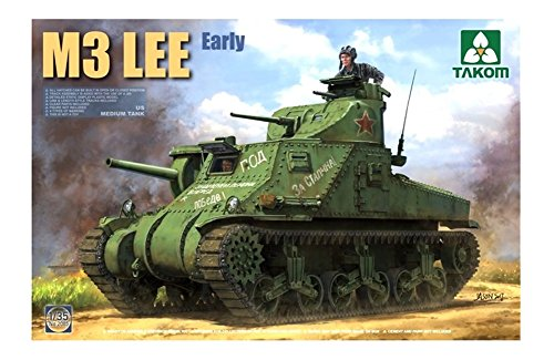 Takom 1/35 US M3 Medium tank