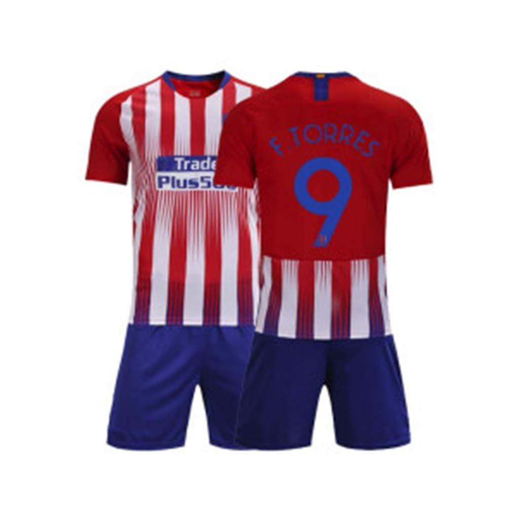 # 9 Herren-Fußballtrikots/Fußballtrikots Outdoor-Laufbekleidung Sport- und Eisure-Trikots (Schnelltrocknende Oberteile + Sportshorts + Leggings + Fußballsocken)