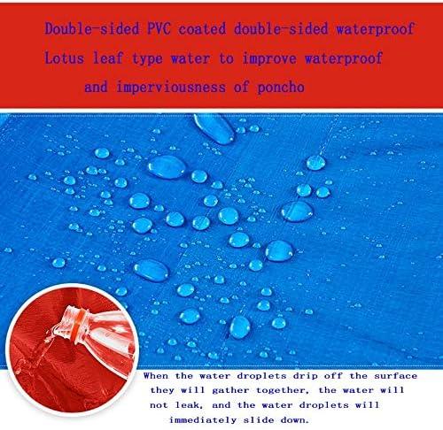 ZXPzZ Plane Kunststofftuch Outdoor Sonnenschutz Regenschutztuch LKW Plane Segeltuch Poncho Poncho Anti-Sonnenblende Isolierung Setzt Keine Folie Frei Frostschutz Witterungsbest/ändig Leicht Fa Tuch