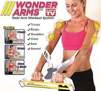 appareil musculation pour les bras