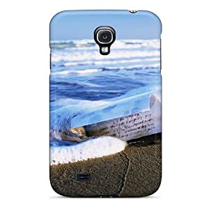 New Fashion Premium Tpu Case Cover For Galaxy S4 - Love Message Bottle