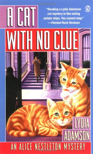 A Cat With no Clue (Alice Nestleton Mystery)