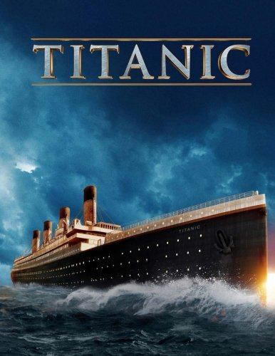 Titanic: coloring book, activity book by CreateSpace Independent Publishing Platform