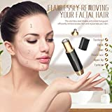 Facial Hair Removal for Women, Ligttle 2-in-1
