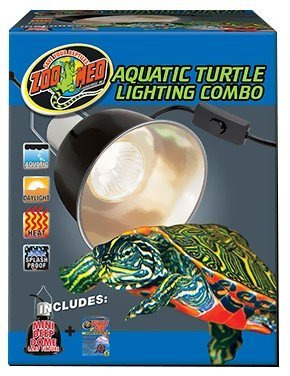 Zoo Med Combo Aquatic Turtle Lighting