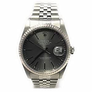 Rolex Datejust swiss-automatic womens Watch 16234 (Certified Pre-owned)
