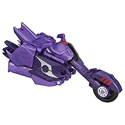 Transformers Robots in Disguise 1-Step Changers Decepticon Fracture Figure