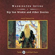 Rip Van Winkle & Other Stories Audiobook by Washington Irving Narrated by Donada Peters