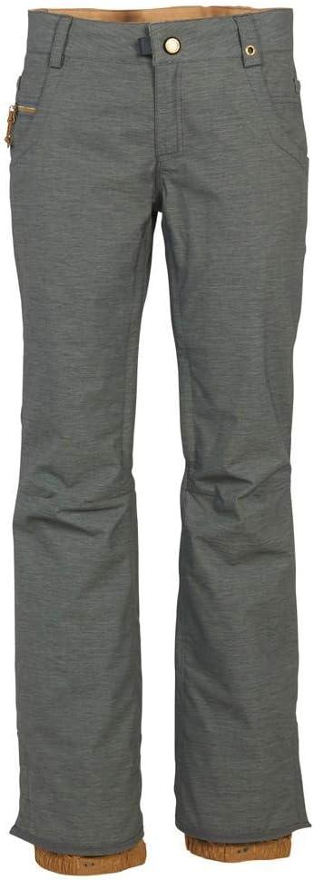 686 Women/'s Crystal Winter Shell Waterproof Snowboard//Ski Pants