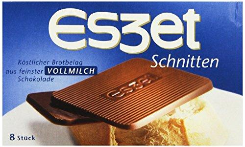 Sarotti Eszet Schnitten Vollmilch 75 g