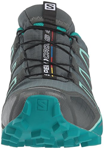 Vert Beach Green Glass Trail Glass W Balsam Femme de 4 Chaussures Tropical Beach Green Green Balsam Green Nocturne GTX Speedcross Salomon Tropical 0z6qOO
