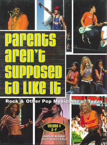 Parents Aren't Supposed to Like It PDF