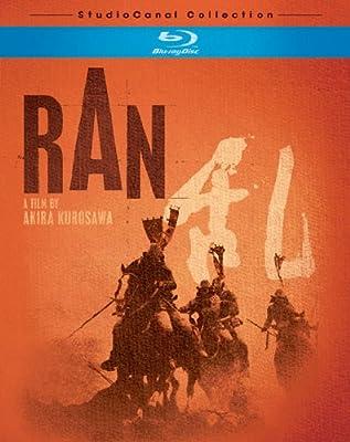 Ran (StudioCanal Collection) [Blu-ray]