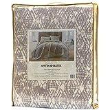 Antik Batik 3 Piece King Quilt Set - Alpine