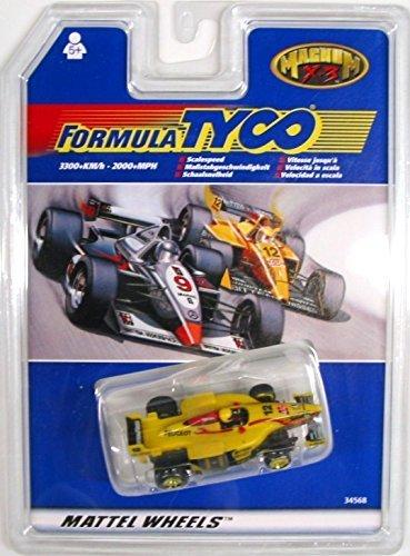 TYCO HO Scale 440x2 Jorden F1 #12 Slot Car
