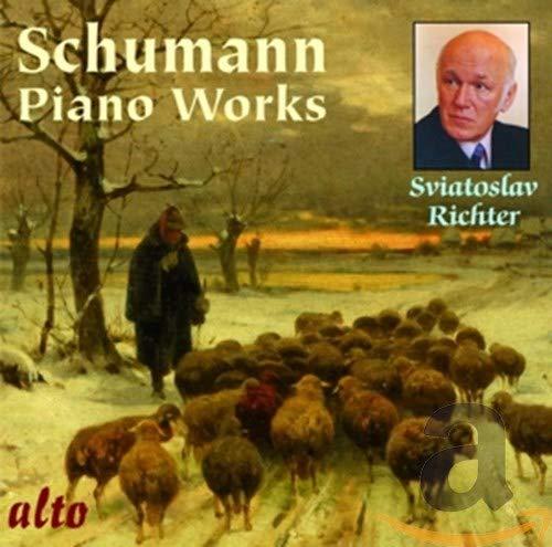 Schumann: Etudes Symphoniques / Bunte Blatter