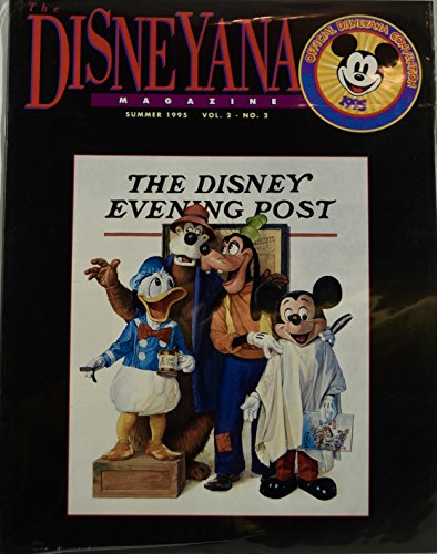 1995 - The Disneyana Magazine - Vol. 2 / No. 2 - Official Disneyana Convention / Walt Disney World - OOP - Mint - Rare - Collectible ()