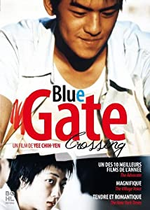 "Afficher ""Blue gate crossing"""