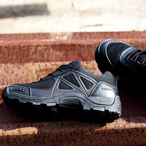 Free Soldier Herren Taktisch Trekking Wandern schuhe Outdoor Stiefel Anti-Rutsch Camping Wandern Fahrrad fahren Schuhe Bequeme