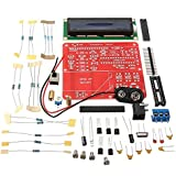 Beautyforall DIY Meter Tester Kit For Capacitance ESR Inductance Resistor NPN PNP Mosfet M168