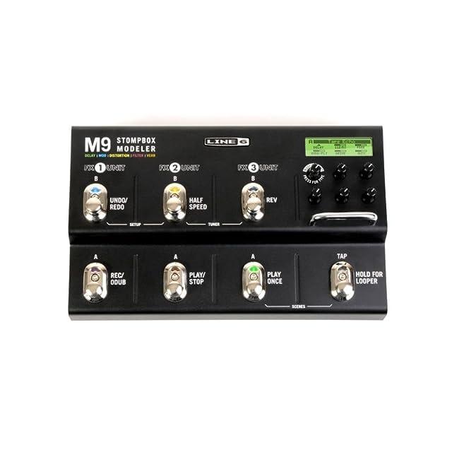 リンク:M9 Stompbox Modeler