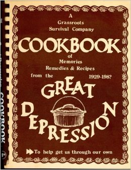 great depression cooking - 7