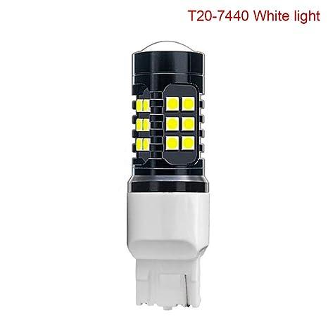 Edhua - Bombilla LED para Intermitentes de Coche, luz de Marcha atrás, luz de