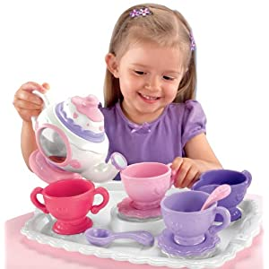 Fisher-Price Magical Tea for Two - 512reAzaChL - Fisher-Price Magical Tea for Two