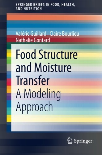 Food Structure and Moisture Transfer: A Modeling Approach (SpringerBriefs in Food, Health, and Nutrition)