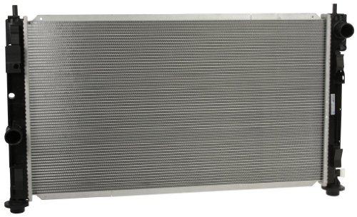 Koyo Cooling Radiator Aluminum - Plastic Tank Chrysler Sebring Koyo Radiator