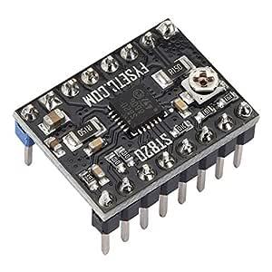 Shiwaki Impresora 3D Motor Paso A Paso Controlador De Módulo St820 ...