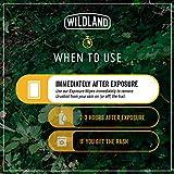 Wildland Poison Oak & Poison Ivy PREVENTION WIPES