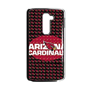 Generic Tpu Desiger Phone Case For Girly Printing Nfl Arizona Cardinals For Lg G2 Choose Design 3
