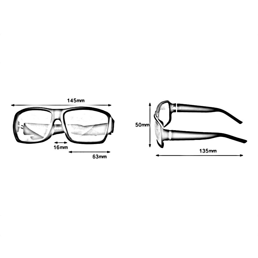 SUNNY Luz : Polarizada Masculina B074NCS3QZ Gafas De Sol Tea De ...