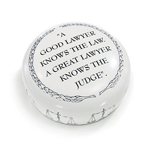 Concord Paper Weight - Lawyer -