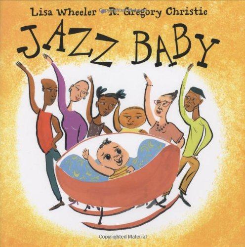 Book Cover: Jazz Baby