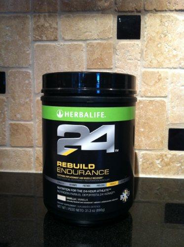 Herbalife24 Reconstruire la vanille Endurance 31.3 oz (890g)
