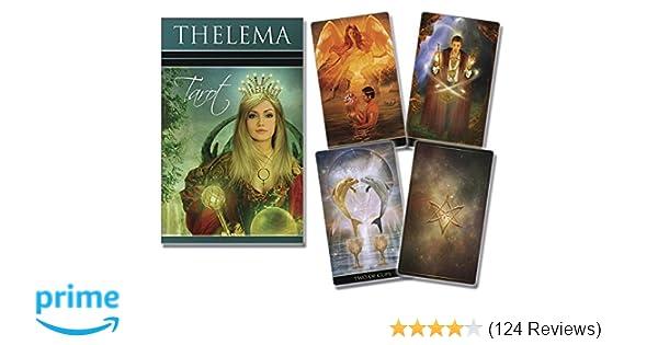 Thelema Tarot: Lo Scarabeo: 9780738747538: Amazon.com: Books