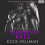 Tempting Fate: Black Shamrocks MC, Book 4 | Kylie Hillman