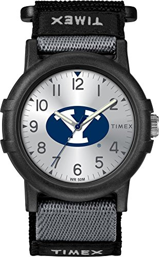 Timex BYU Brigham Young University Youth FastWrap Recruit Watch ()