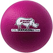 Champion Sports Rhino Skin Dodgeball (6-Inch)