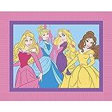Springs Creative Products Group Disney I Am A Princess Micro Fleece No Sew Throw Kit