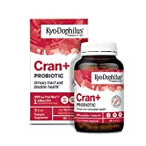 Kyo-Dophilus Cran+ Probiotic, Urinary Tract and Bladder Health*, 60 capsules  (Packaging may vary)