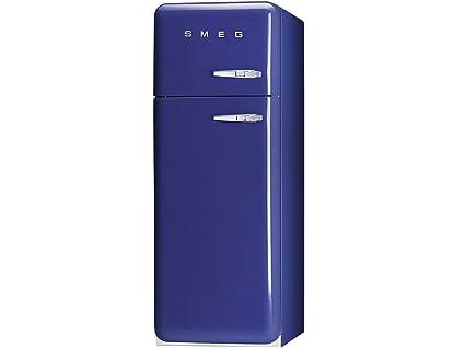 Smeg Kühlschrank Abmessungen : Smeg fab30lbl1 kühlschrank a 168 cm höhe 266 kwh jahr 242 l