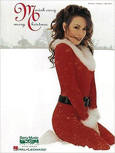 Mariah Carey Christmas Album Cover.Mariah Carey Merry Christmas Mariah Carey 9780793539659