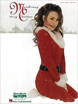 Amazon.com: Mariah Carey - Merry Christmas (9780793539659): Mariah ...